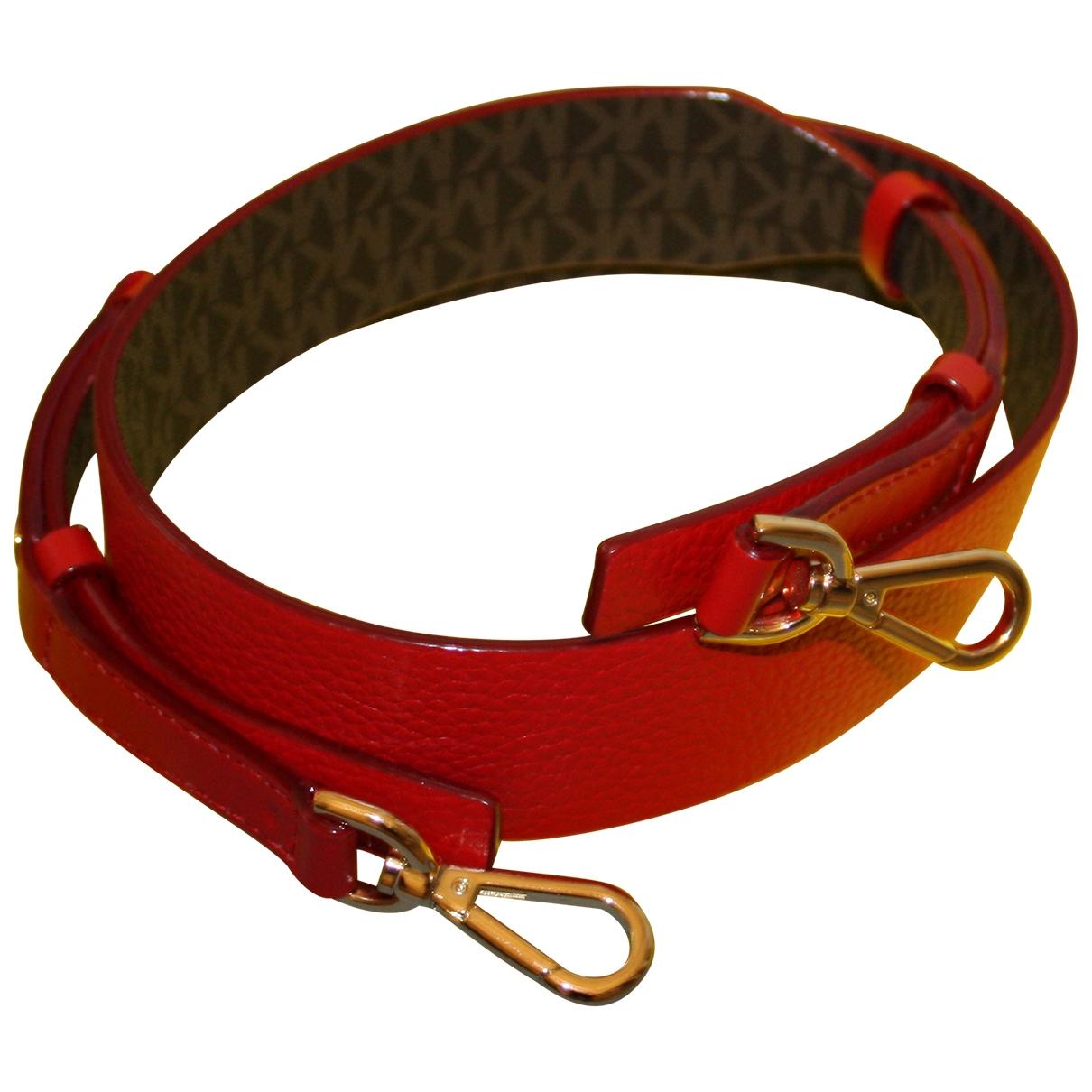 Cinturon de Cuero Michael Kors
