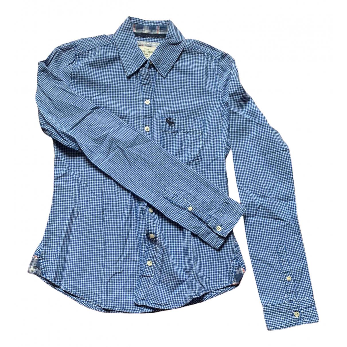 Abercrombie & Fitch \N Multicolour Cotton  top for Women 34 FR