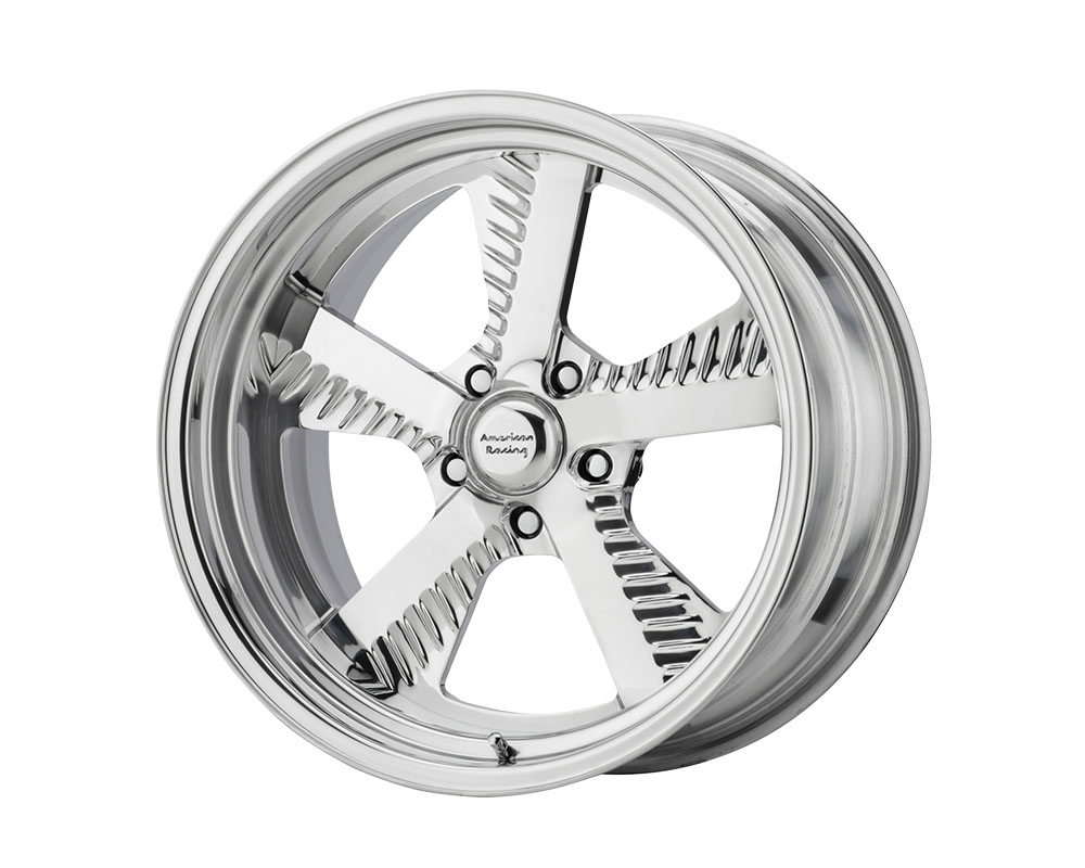 American Racing Forged VF200 Wheel 17x7 Blank +0mm Polished