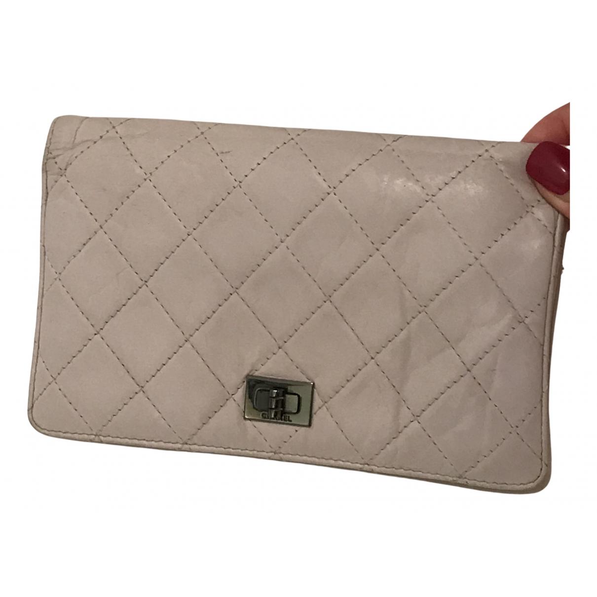 Pochette 2.55 de Cuero Chanel