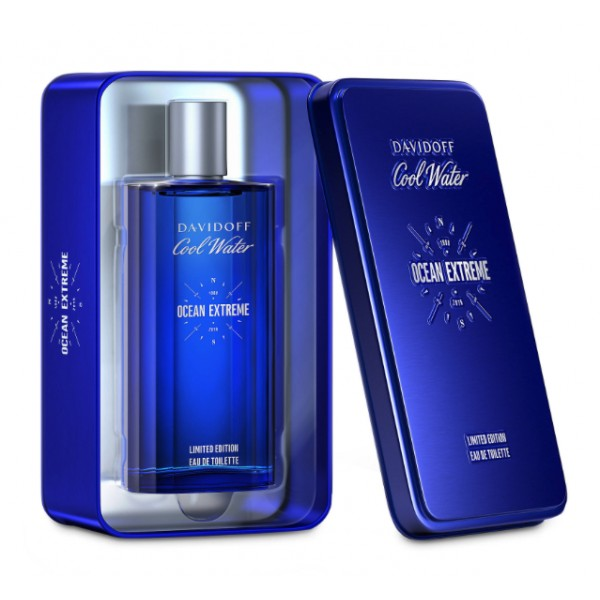 Cool Water Ocean Extreme - Davidoff Eau de Toilette Spray 200 ML
