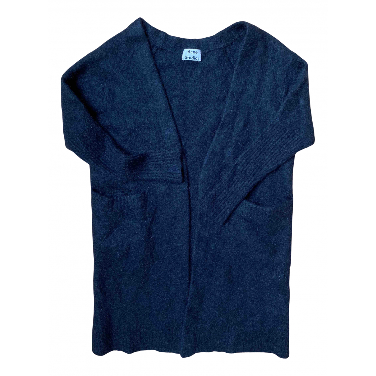 Acne Studios N Black Wool Knitwear for Women XS International