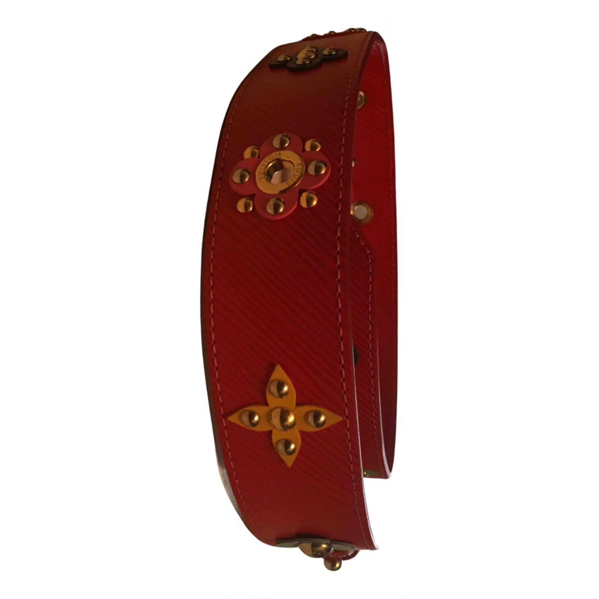 Louis Vuitton N Red Leather Purses, wallet & cases for Women N