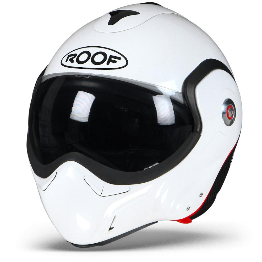 ROOF BoXXer Carbon Perla Blanco XS