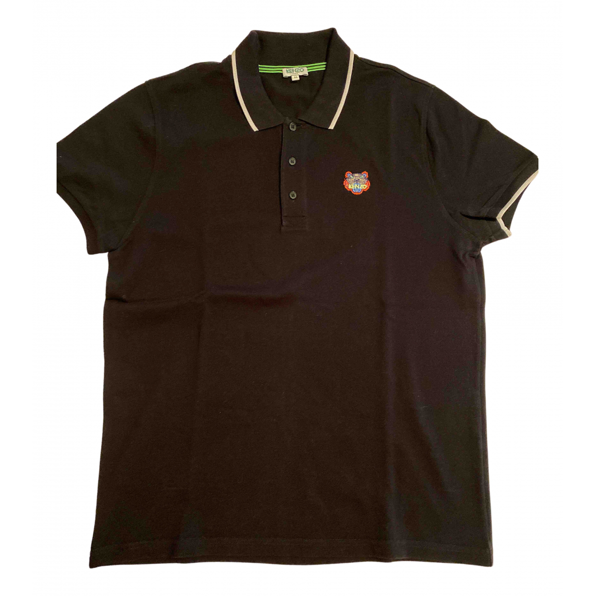 Kenzo \N Black Cotton Polo shirts for Men M International