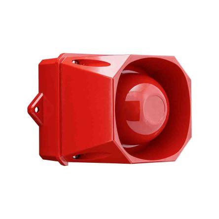 Fulleon X10 Mini Base Sounder LED, 115/230 V ac, IP66, IP69K