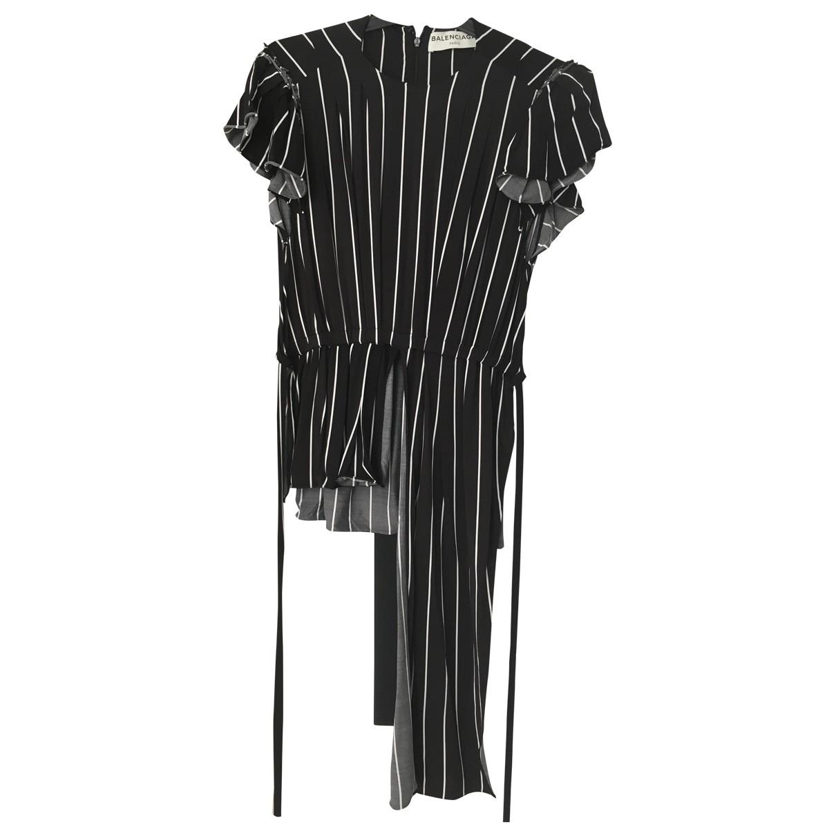 Balenciaga - Top   pour femme - noir