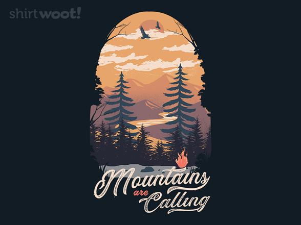 Camping Club T Shirt