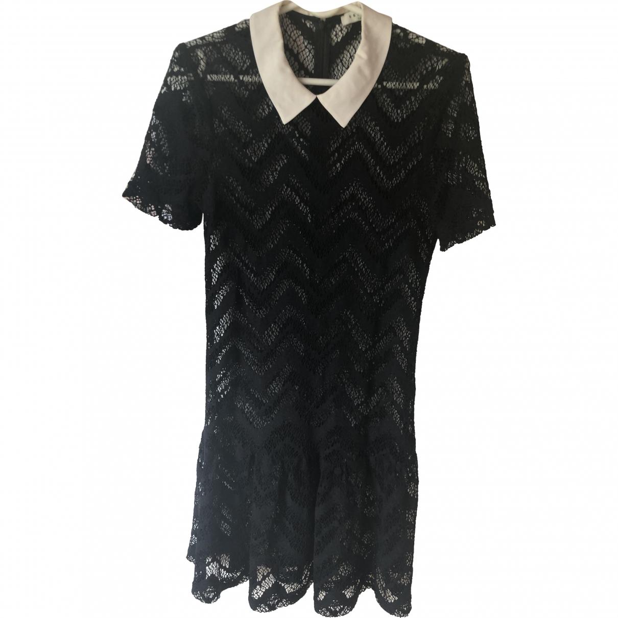 Sandro \N Black dress for Women M International