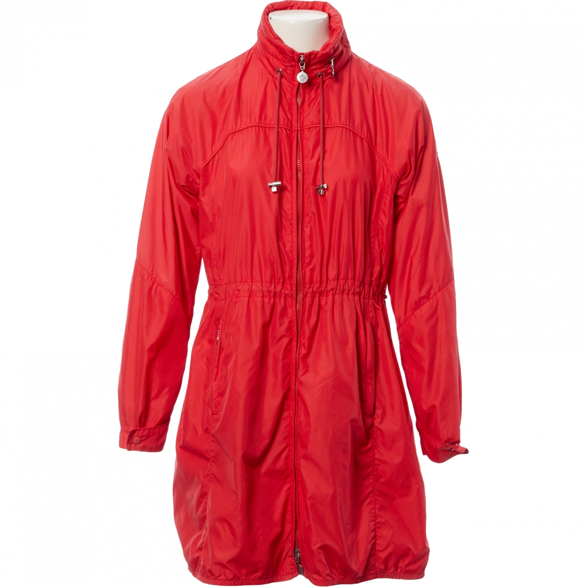 Moncler \N Red coat for Women 1 0-5