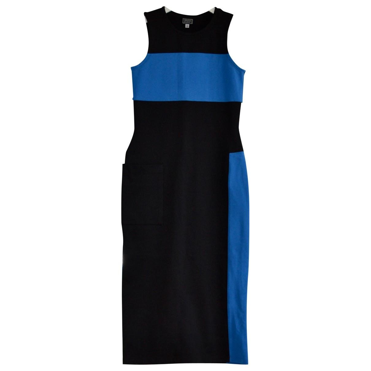 Versus \N Kleid in  Schwarz Synthetik