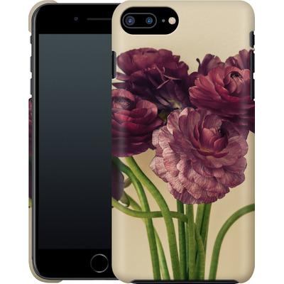 Apple iPhone 8 Plus Smartphone Huelle - Purple Ranunculus 4 von Joy StClaire