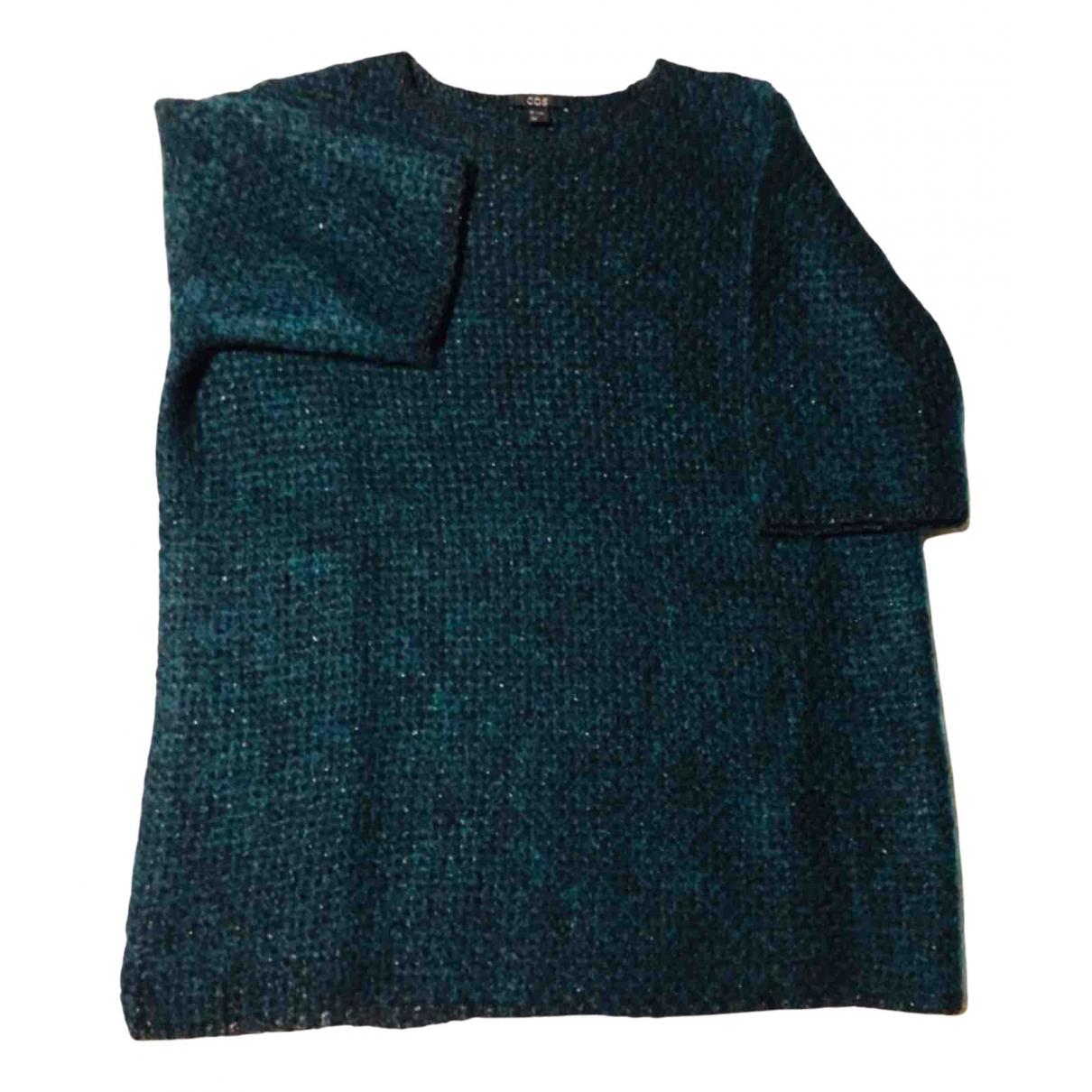 Cos N Green Wool Knitwear for Women 40 IT