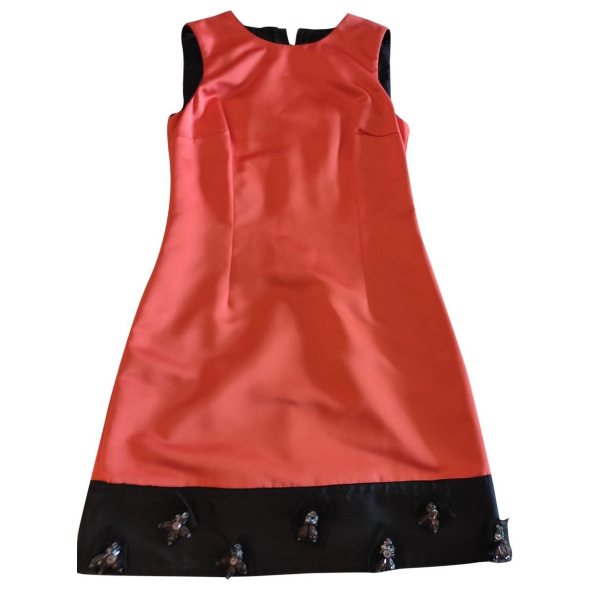 D&g - Robe   pour femme - orange