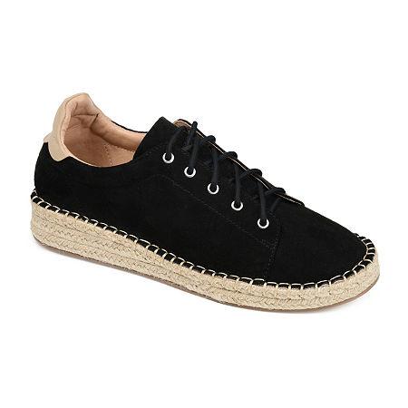 Journee Collection Womens Jordi Pumps Block Heel, 9 Medium, Black