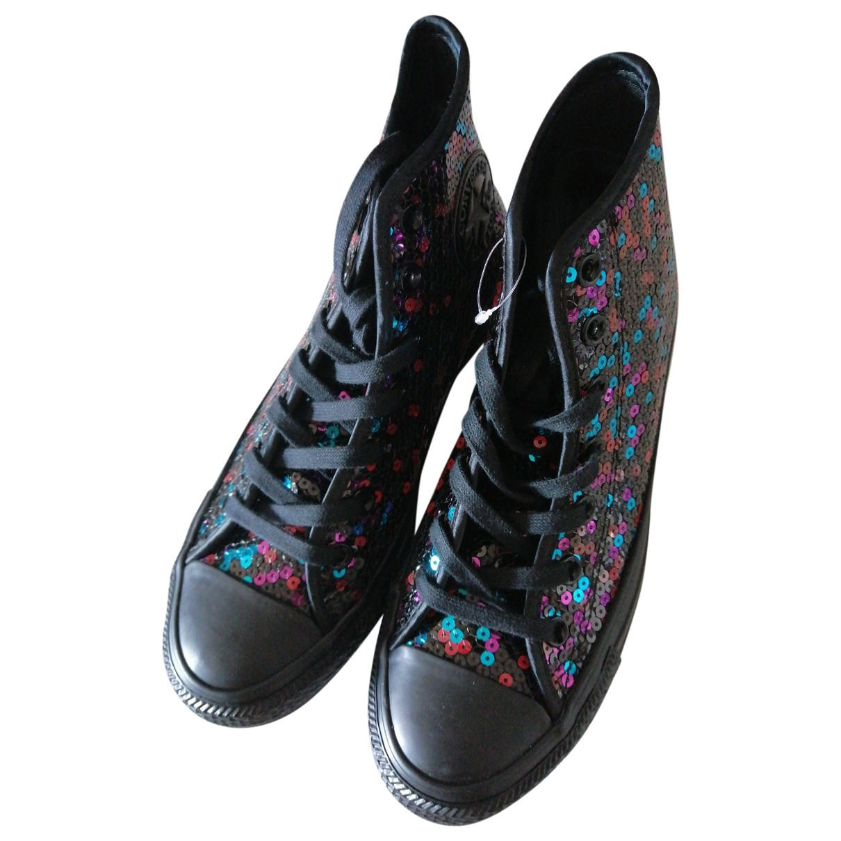 Converse \N Glitter Trainers for Women 37.5 EU