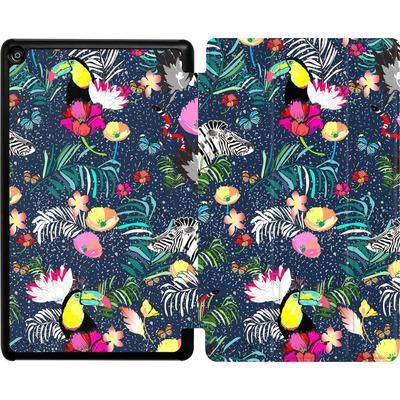 Amazon Fire HD 8 (2018) Tablet Smart Case - Jungle Glow von Mukta Lata Barua