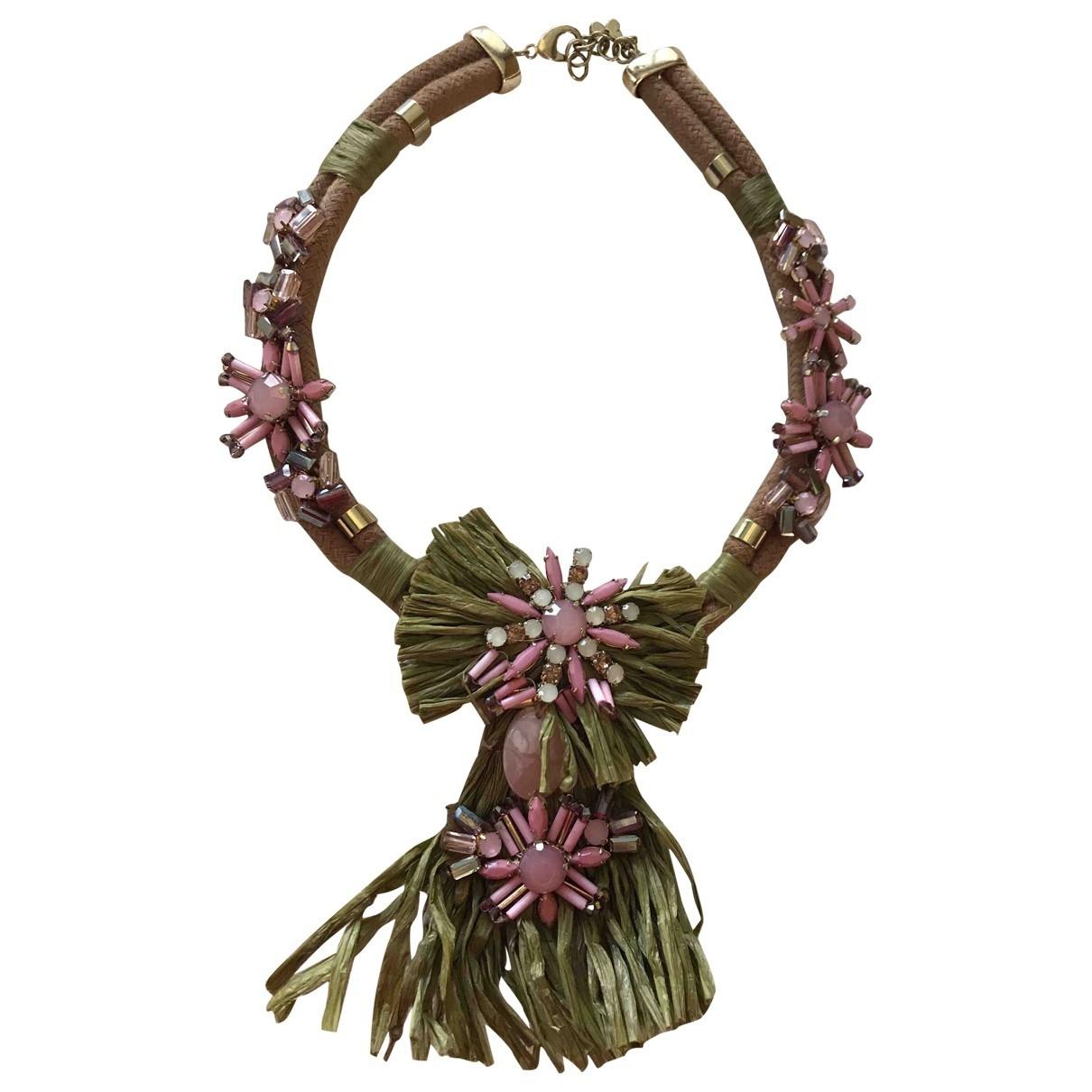 Max Mara Weekend \N Cloth necklace for Women \N
