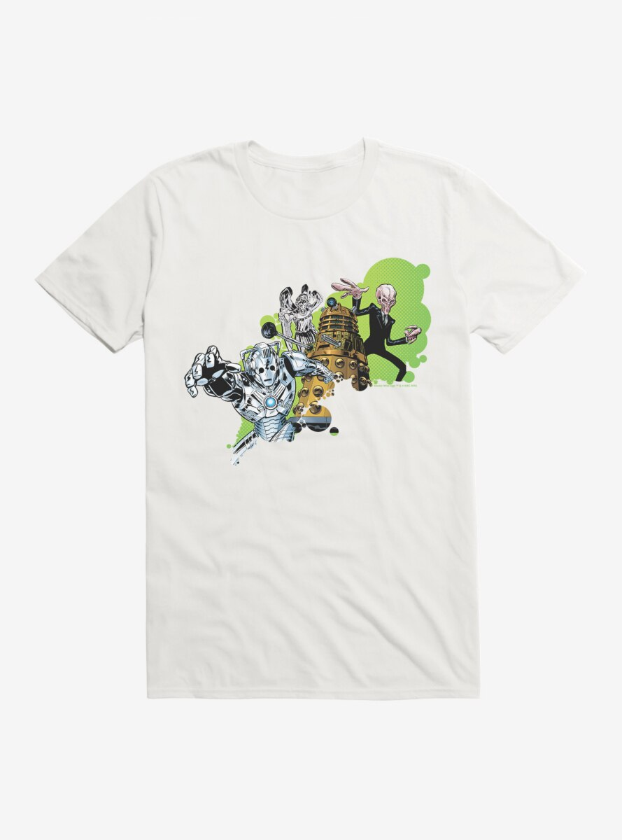 Doctor Who Aliens T-Shirt