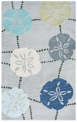CBTCA946400460508 Cabot Bay Area Rug Size 5 X 8  in