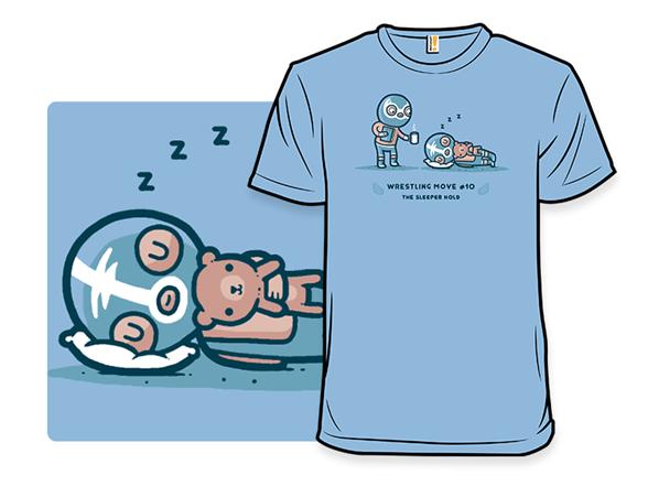 Sleeperhold T Shirt