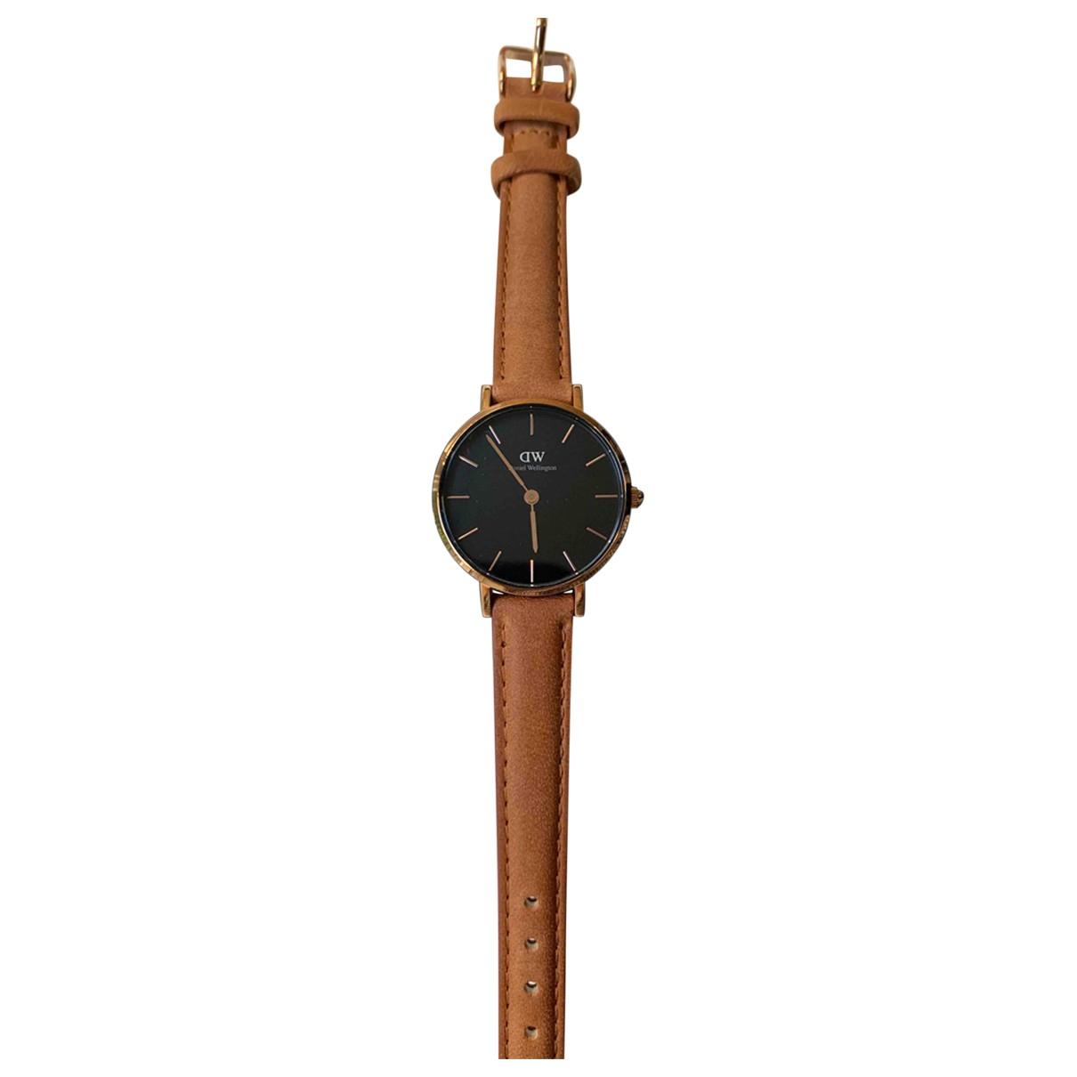 Daniel Wellington \N Metallic Steel watch for Women \N