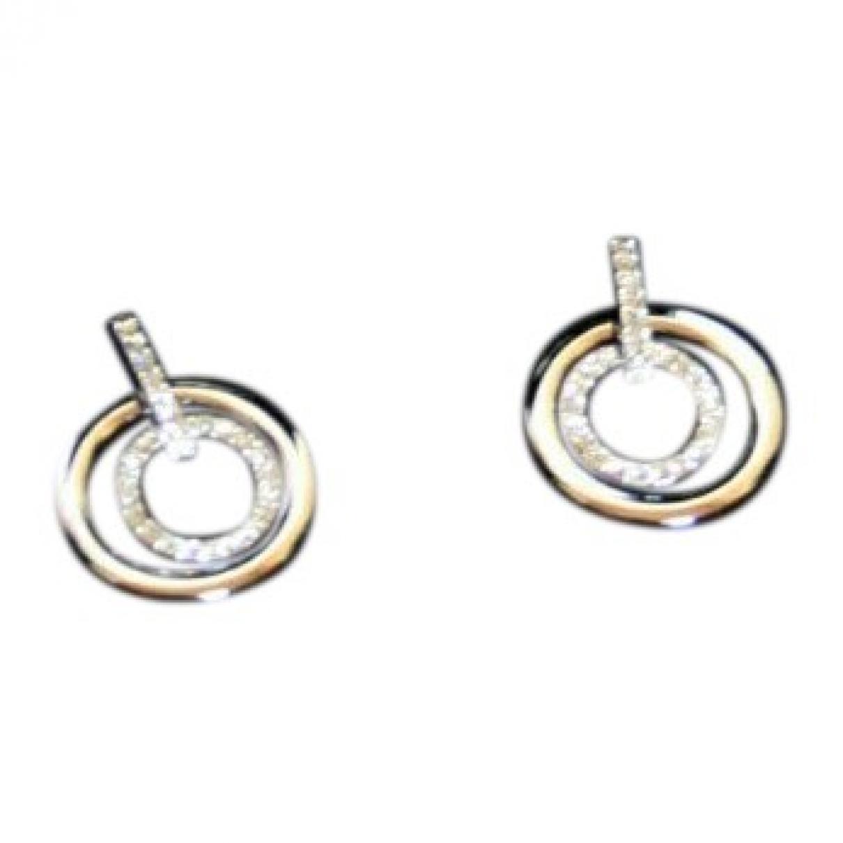 Swarovski \N Silver Silver Earrings for Women \N