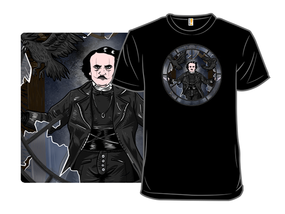 The Real Crow T Shirt