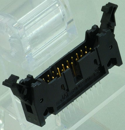 JAE , PS, 16 Way, 2 Row, Straight PCB Header