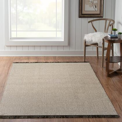 RUG-VE50758 5 x 8 Rectangle Area Rug in