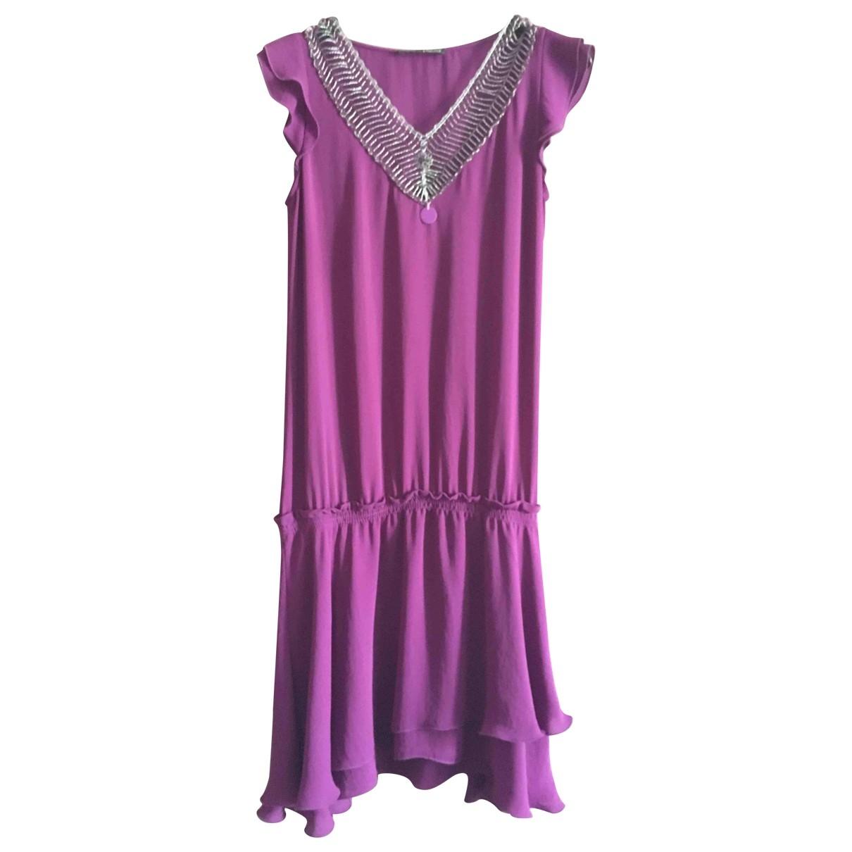 Liu.jo - Robe   pour femme - violet