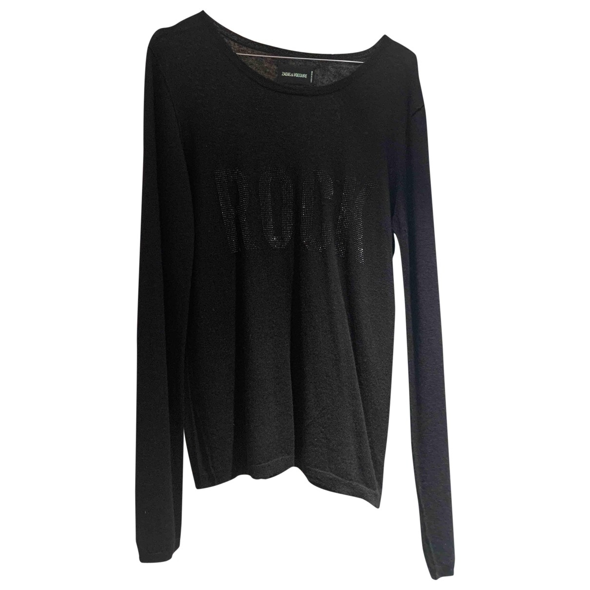 Zadig & Voltaire \N Black Cashmere Knitwear for Women M International