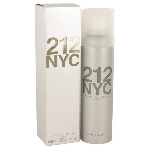 212 - Carolina Herrera desodorante en espray 150 ML