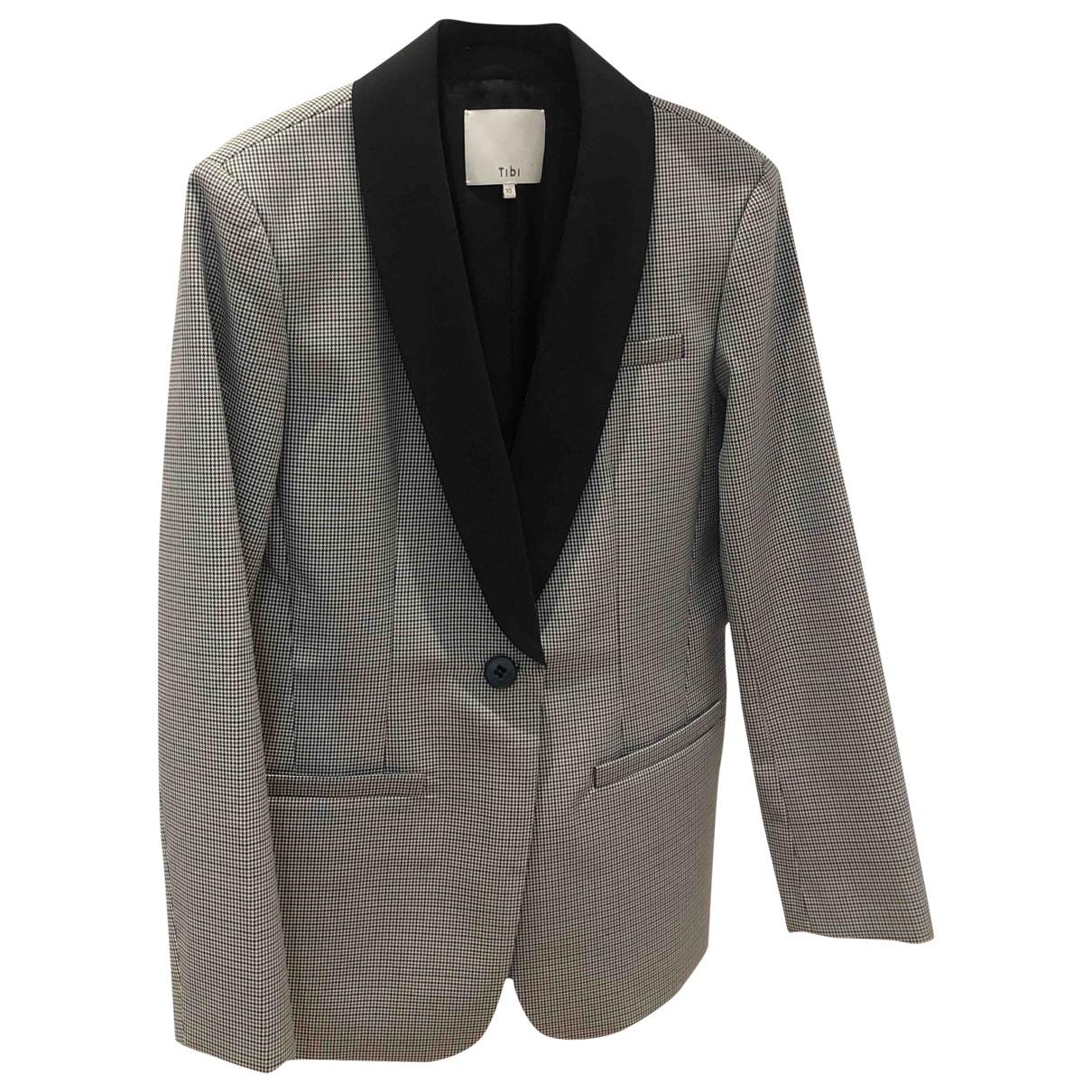 Tibi \N Black jacket for Women XS International