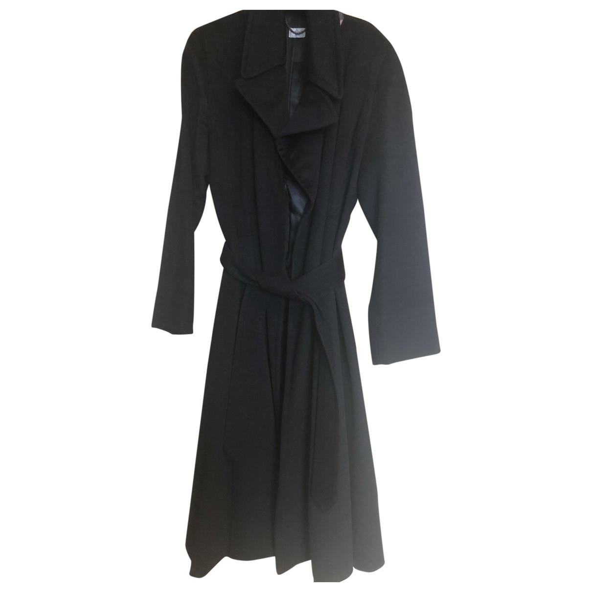 Paul Smith \N Black Wool coat for Women 44 IT