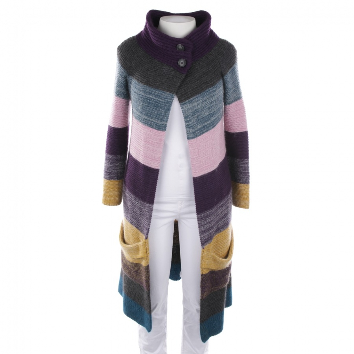 Theory \N Multicolour Cotton Knitwear for Women L International