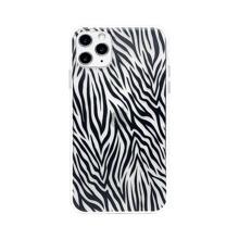 1 Stueck iPhone Huelle mit Zebra Streifen Muster