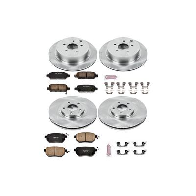 Power Stop 1-Click OE Replacement Brake Kits - KOE2767