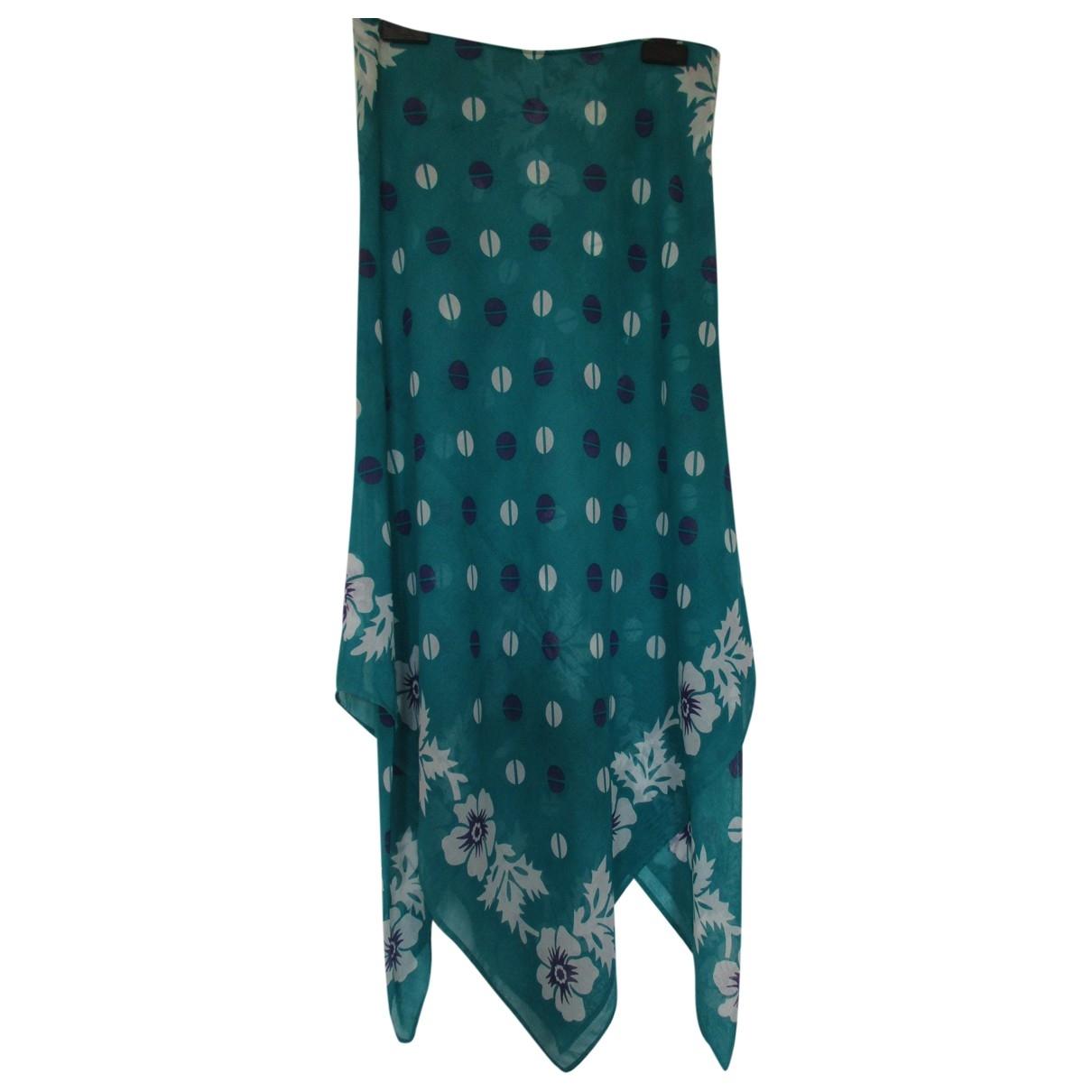 La Perla - Jupe   pour femme en coton - vert