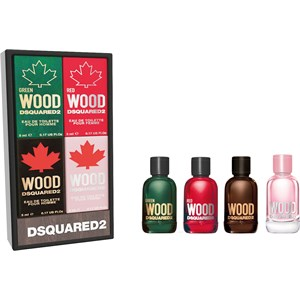 Dsquared2 He Wood Gift set 4 x 5 ml