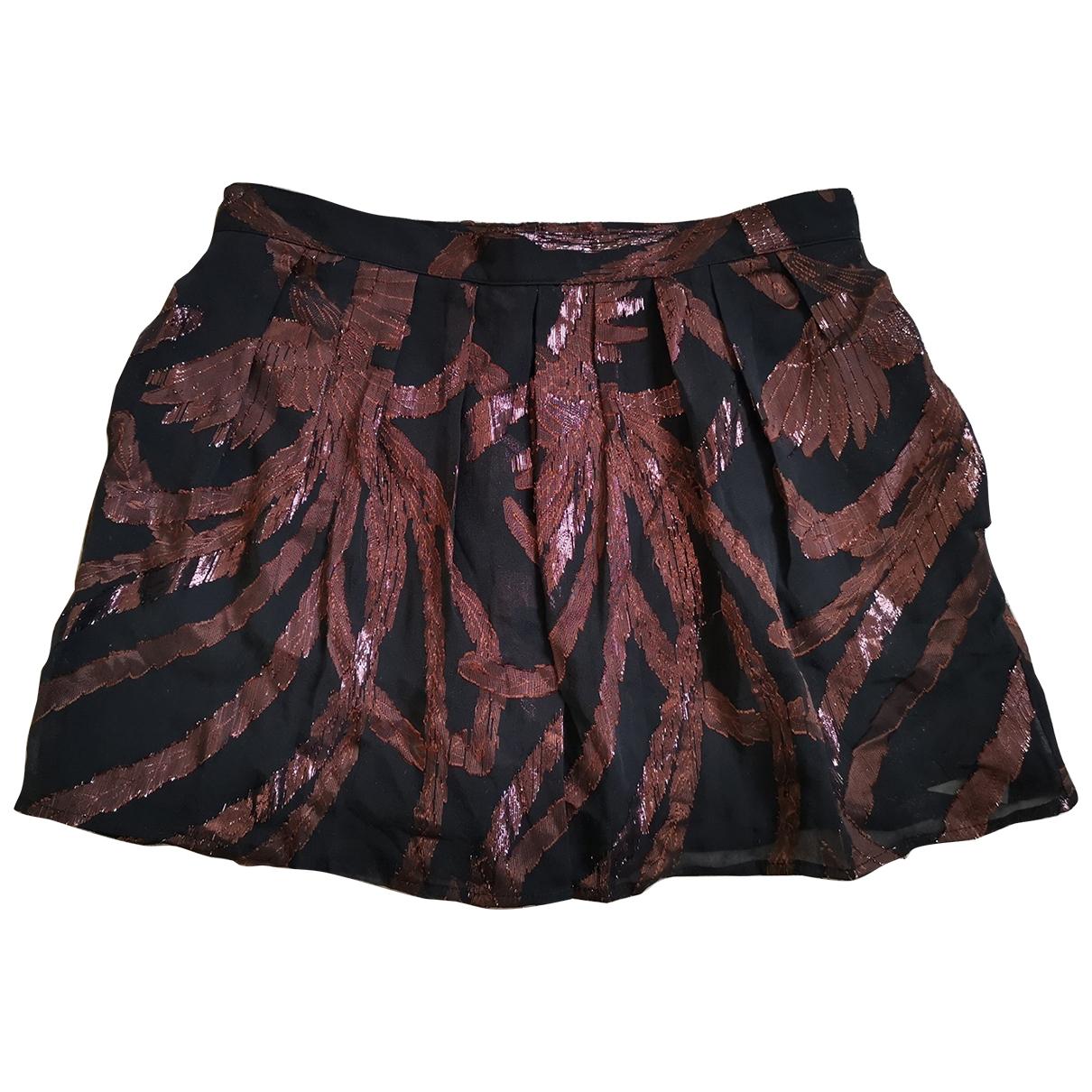 Mini falda de Seda Les Petites