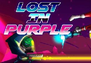 Lost In Purple Steam CD Key