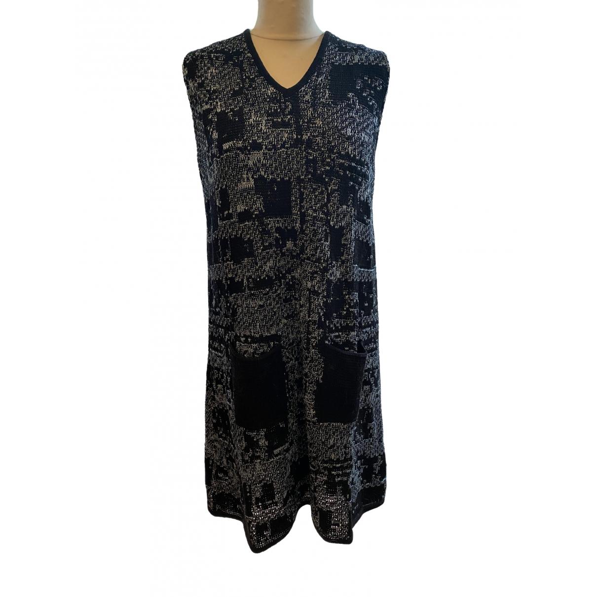 M Missoni \N Kleid in  Schwarz Mit Pailletten