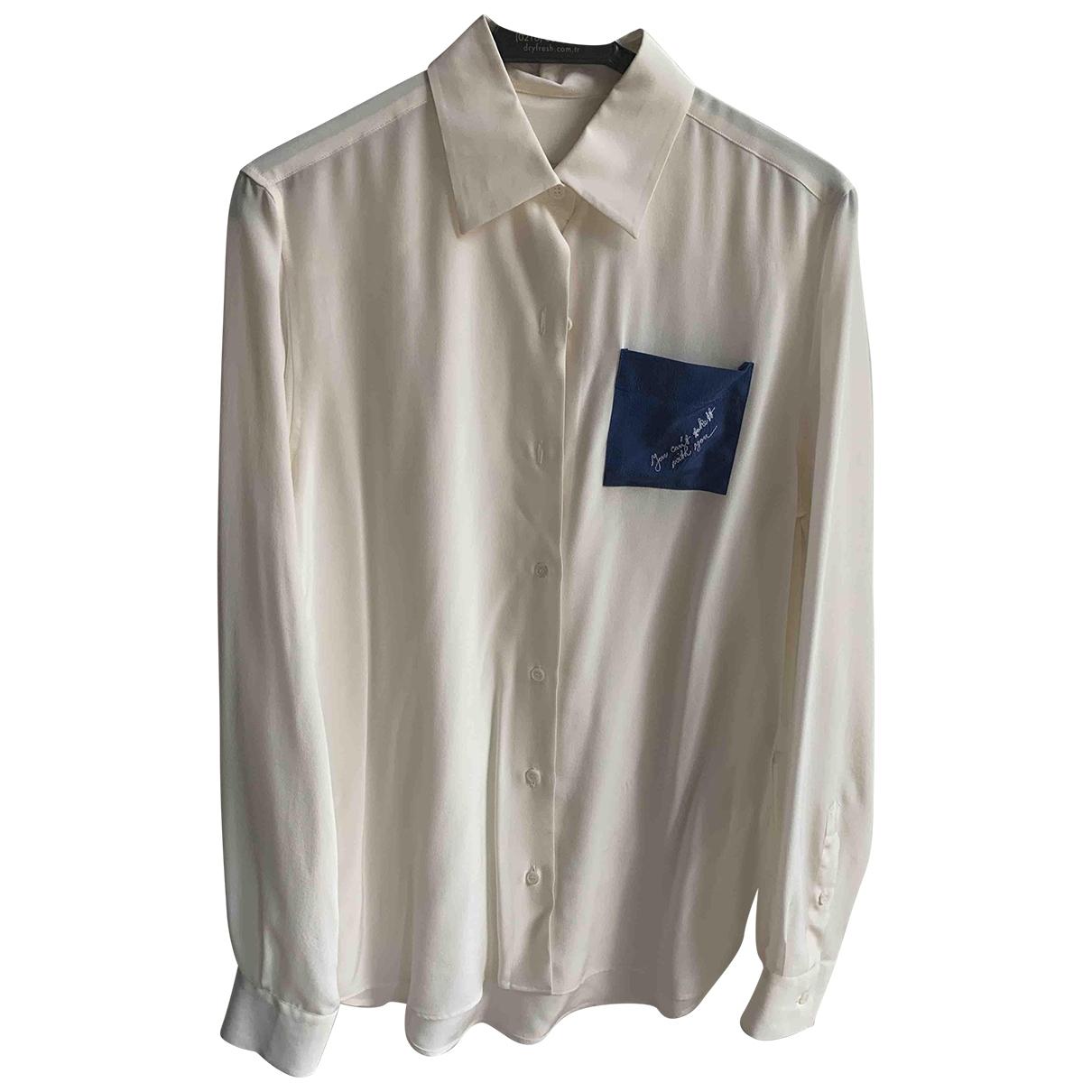 Camisa de Seda Loewe