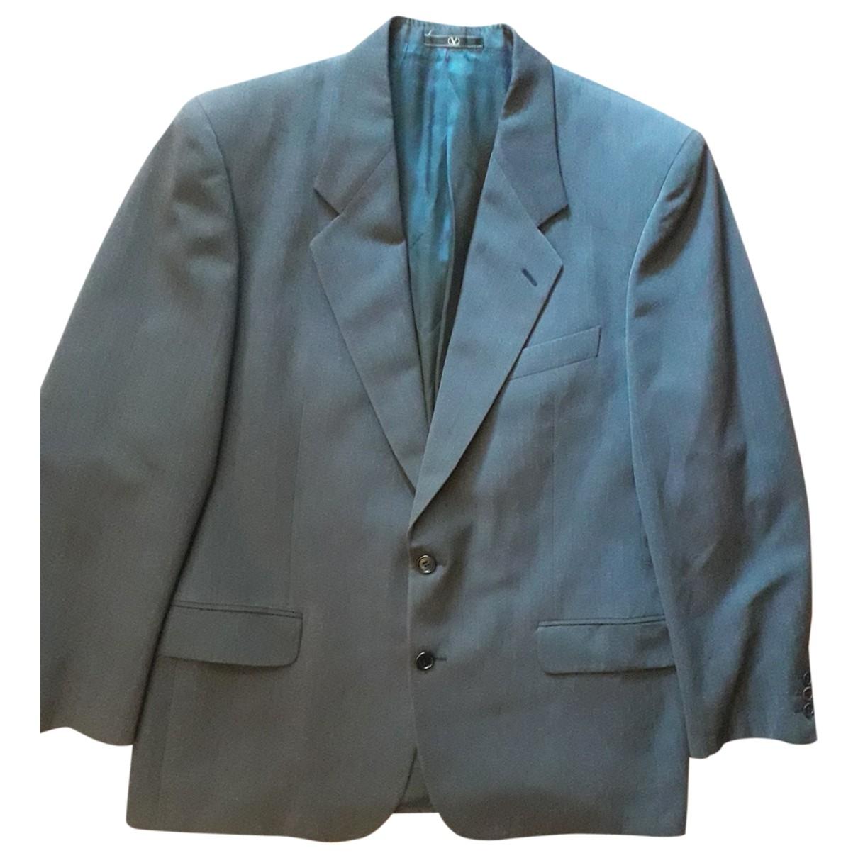 Valentino Garavani - Vestes.Blousons   pour homme en laine - gris