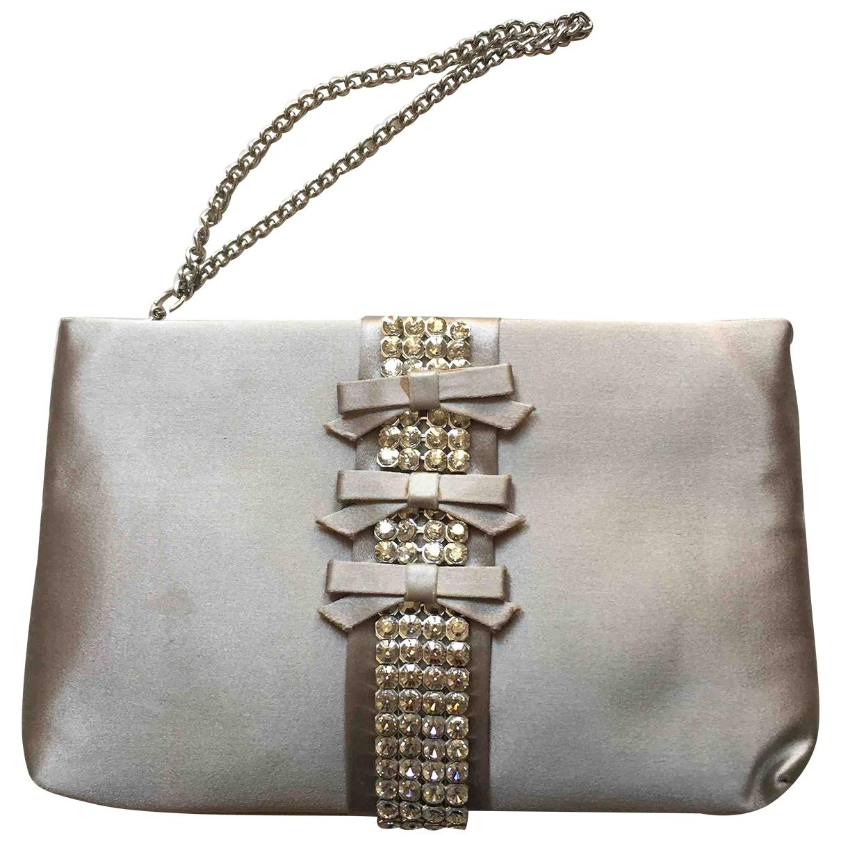 Gianni Marra \N Silk Clutch bag for Women \N