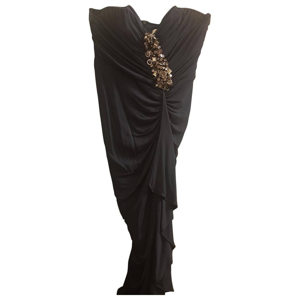 Badgley Mischka - Robe   pour femme - marine