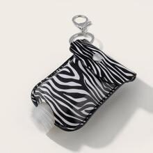 Hand Sanitizer Bottle Holder Design Bag Charm
