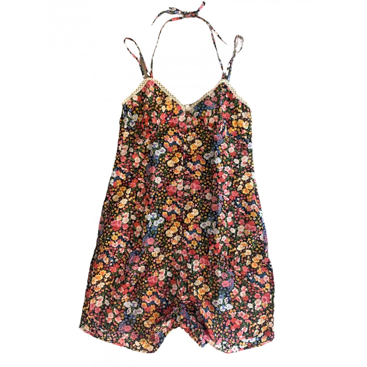 Les Petites \N Multicolour Cotton jumpsuit for Women 2 0-5