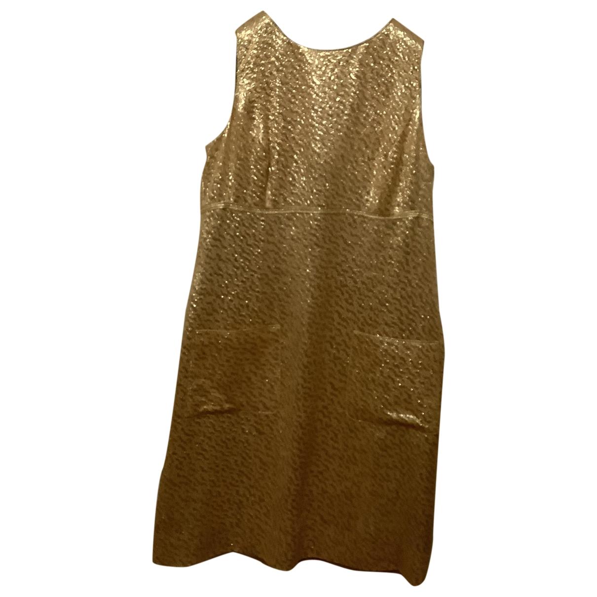 Chanel \N Silk dress for Women 42 IT